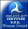 Certified Woman-owned Busines